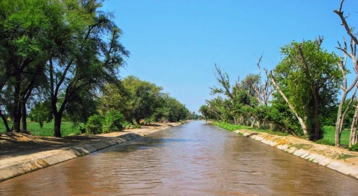 IrrigationCanalWater